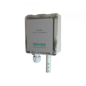 انتقال دهنده کیفیت هوا eTVOC + eCO2 ،STV.W